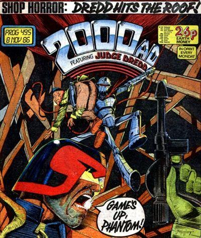 2000 AD Vol 1 495