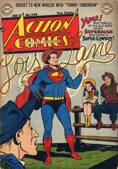 Action Comics Vol 1 134
