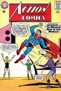 Action Comics Vol 1 321