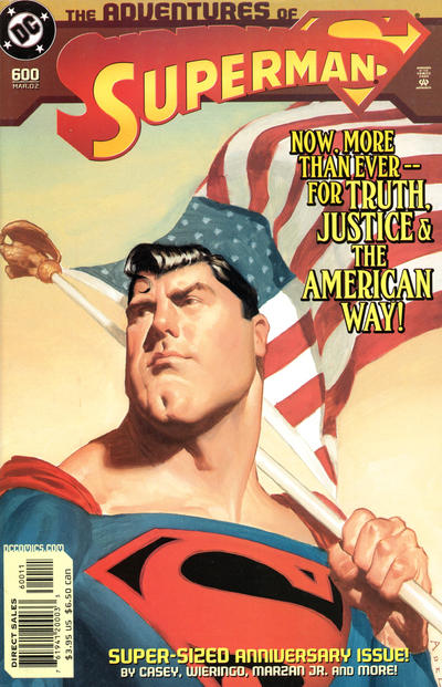 Adventures of Superman Vol 1 600