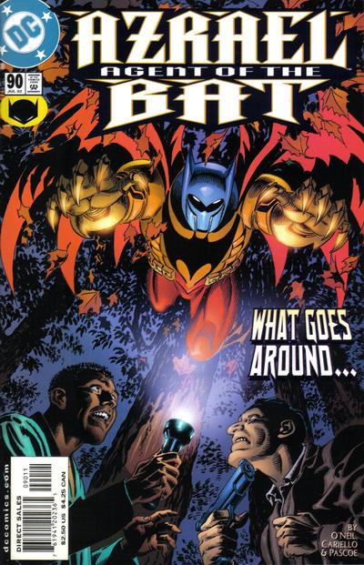 Azrael: Agent of the Bat Vol 1 90
