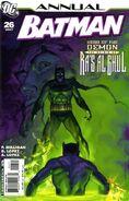 Batman Annual Vol 1 26