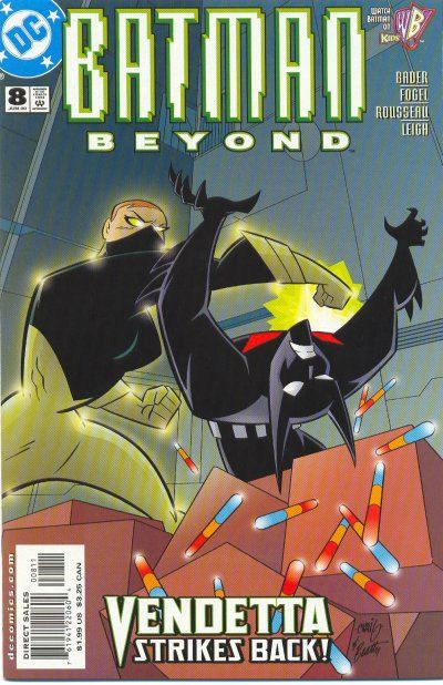 Batman Beyond Vol 2 8