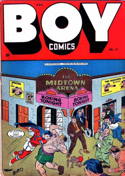 Boy Comics Vol 1 21