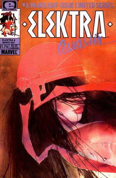 Elektra Assassin Vol 1 8