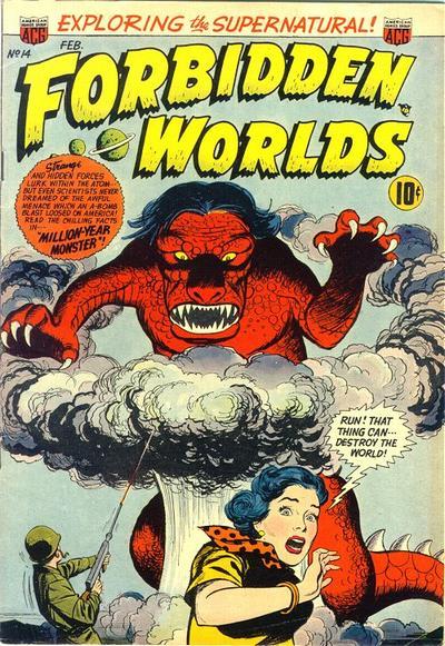 Forbidden Worlds Vol 1 14