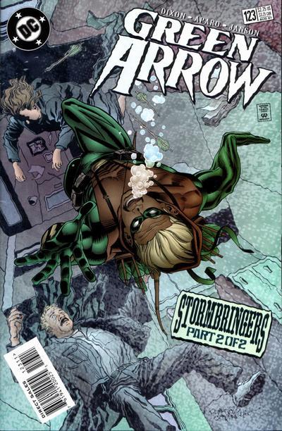 Green Arrow Vol 2 123