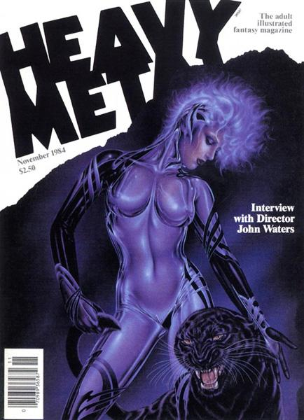 Heavy Metal Vol 8 8