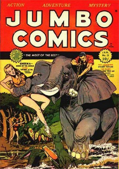 Jumbo Comics Vol 1 23
