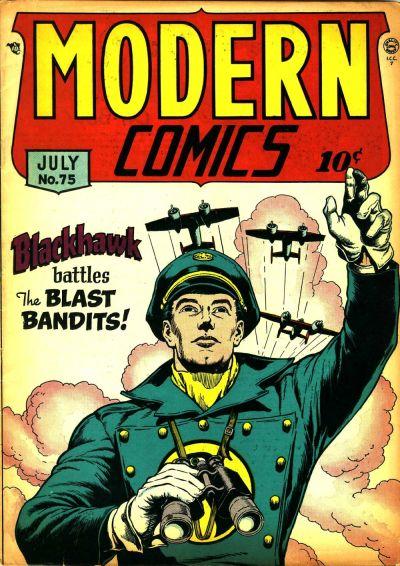 Modern Comics Vol 1 75