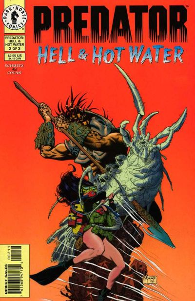 Predator: Hell & Hot Water Vol 1 2