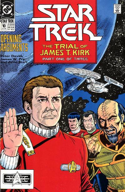 Star Trek (DC) Vol 2 10