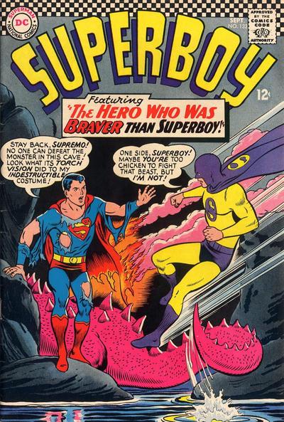 Superboy Vol 1 132