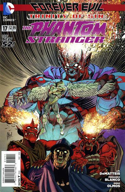 Trinity of Sin: Phantom Stranger Vol 4 17