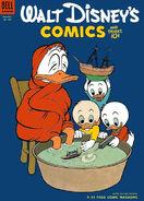 Walt Disney's Comics and Stories Vol 1 160