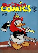 Walt Disney's Comics and Stories Vol 1 3