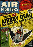Air Fighters Comics Vol 1 3