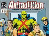 Animal Man Vol 1 9