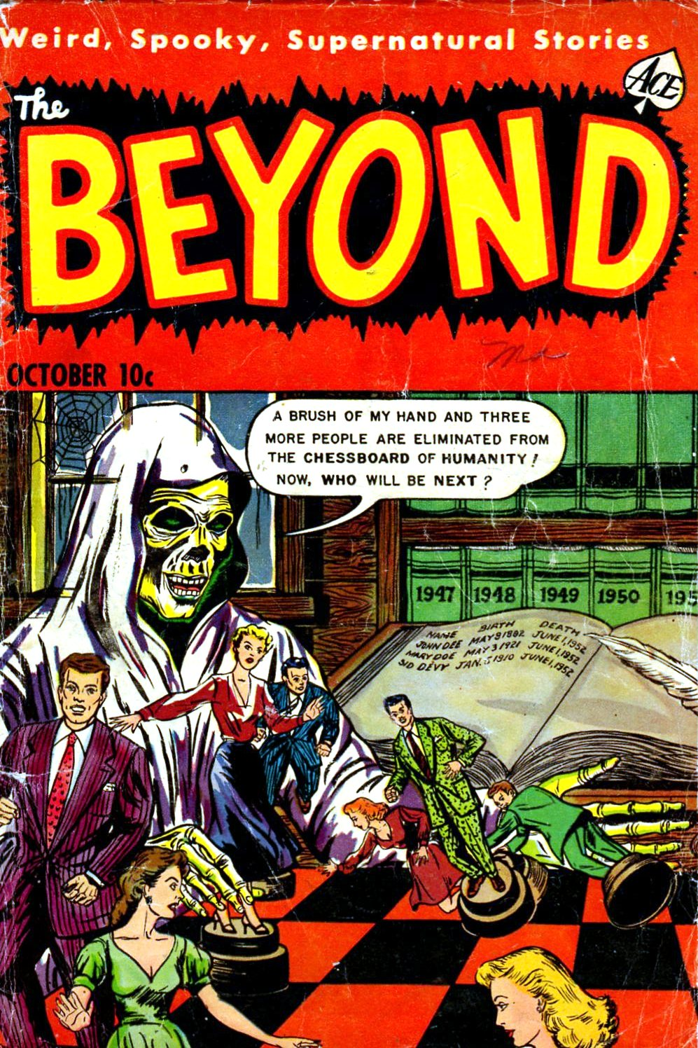 The Beyond Vol 1 16