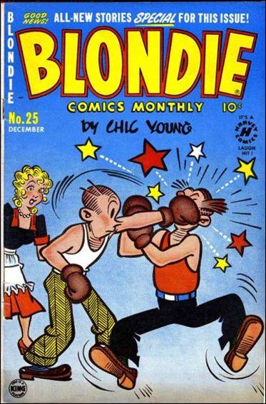 Blondie Comics Vol 1 25