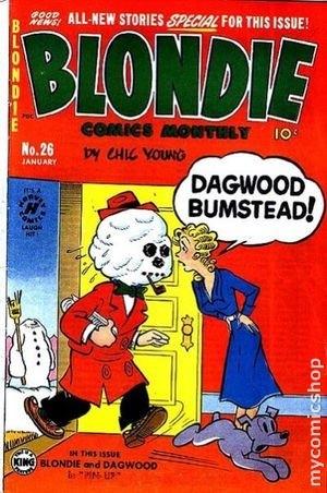 Blondie Comics Vol 1 26