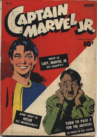 Captain Marvel, Jr. Vol 1 10