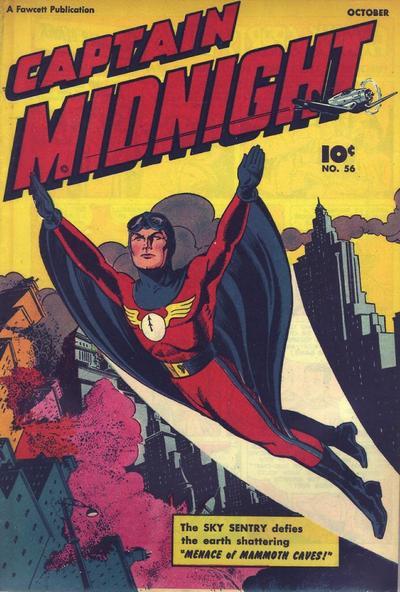 Captain Midnight Vol 1 56