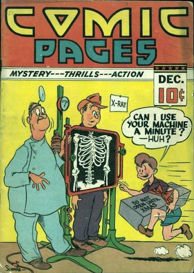 Comic Pages Vol 3 6
