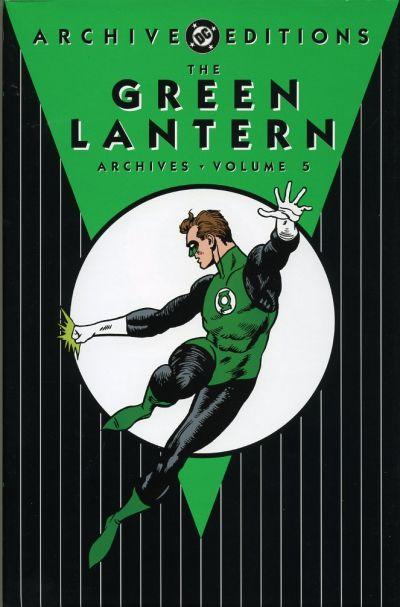 Green Lantern Archives Vol 1 5