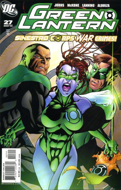 Green Lantern Vol 4 27
