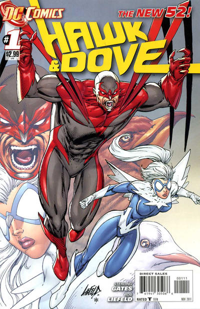 Hawk and Dove: First Strikes