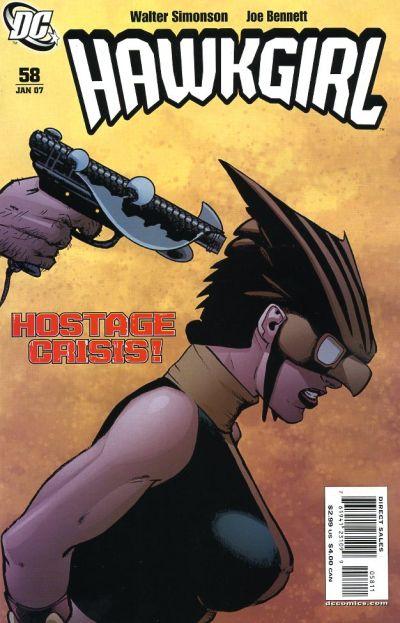 Hawkgirl Vol 1 58