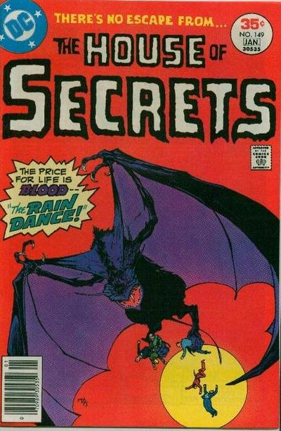 House of Secrets Vol 1 149
