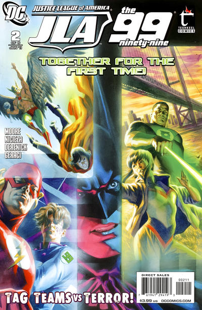 Justice League of America / the 99 Vol 1 2