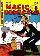 Magic Comics Vol 1 93