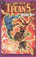 New Teen Titans Vol 2 54