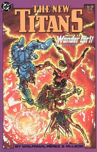 New Titans Vol 1 54