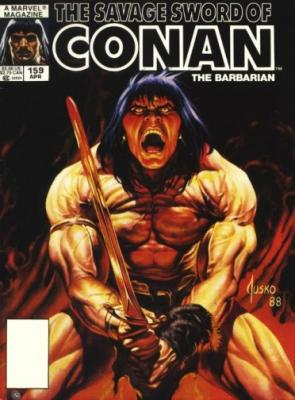 Savage Sword of Conan Vol 1 159