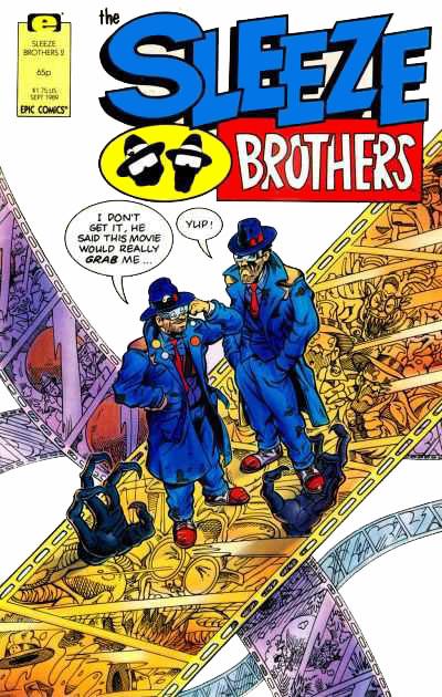 Sleeze Brothers Vol 1 2