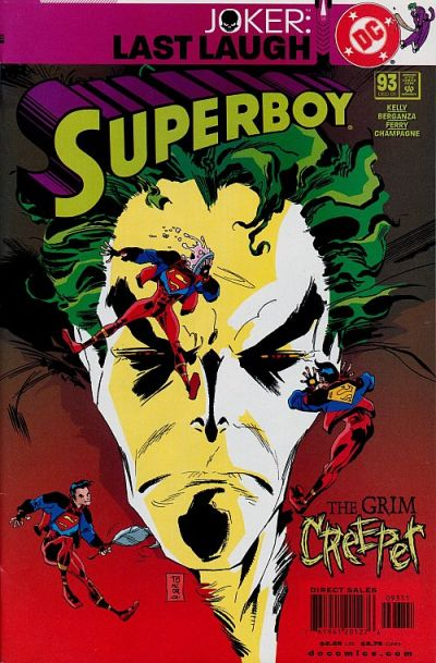 Superboy Vol 4 93
