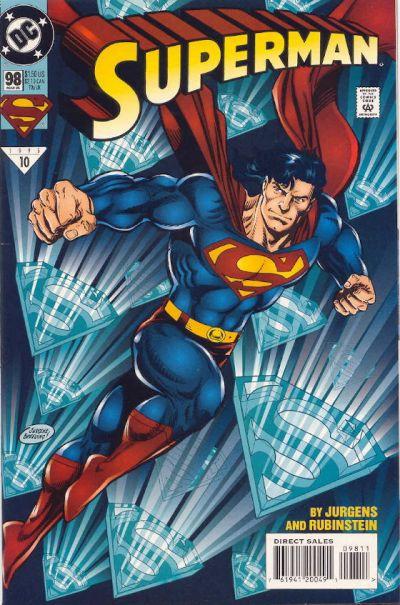 Superman Vol 2 98