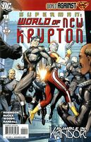 Superman World of New Krypton Vol 1 11