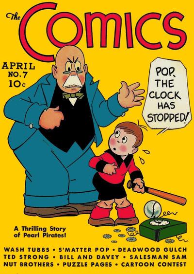The Comics Vol 1 7