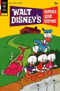 Walt Disney's Comics and Stories Vol 1 381