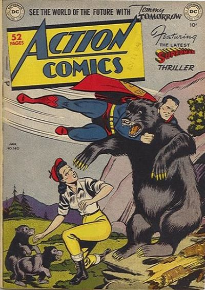 Action Comics Vol 1 140
