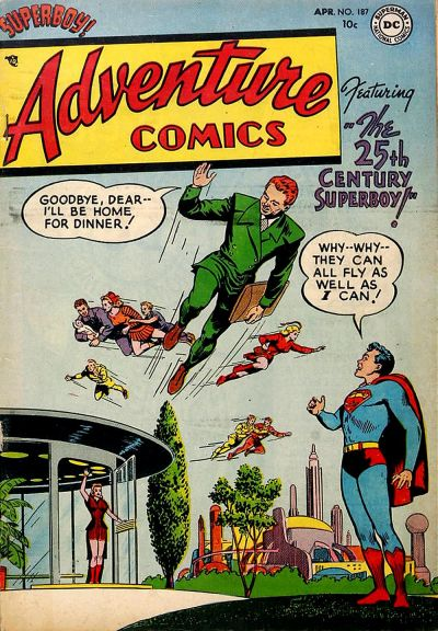 Adventure Comics Vol 1 187