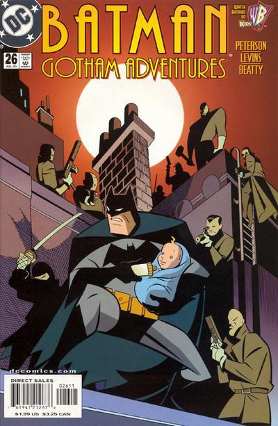 Batman: Gotham Adventures Vol 1 26
