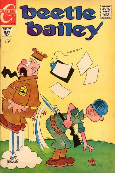 Beetle Bailey Vol 1 75