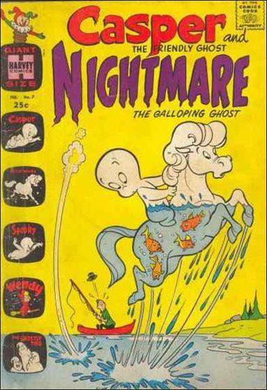 Casper and Nightmare Vol 1 7