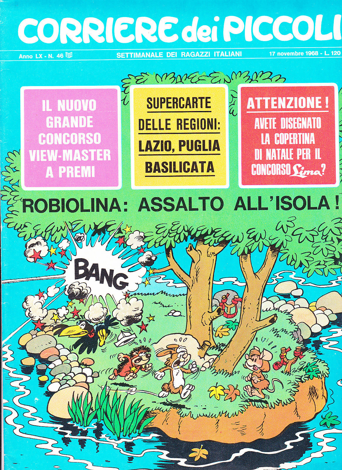 Corriere dei Piccoli Anno LX 46